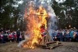 В Пышках прошел любимый гродненцами и гостями города праздник – Проводы зимы