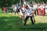 В агрогородке Вензовец на Дятловщине прошел праздник косарей