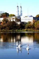 Костел Святого Михаила Архангела в Ошмянах
