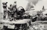 Гродно. Июнь 1941 г. Панорама разрушенного города
