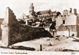 Гродно. Разрушенные дома на ул. Подольной. Фото 1943 г.