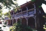 Гродно. Лямус Бригитского монастыря. Фото 70-х годов.