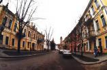 Гродно. Улица Замковая. Фото 70-х годов.