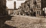 Гродно. Замковая улица. Фото 1902 г.
