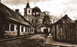 Гродно. Бывший базилианский монастырь. Фото начала XX в.