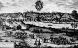 Гродно. Гравюра М. Цюндта 1567 г.