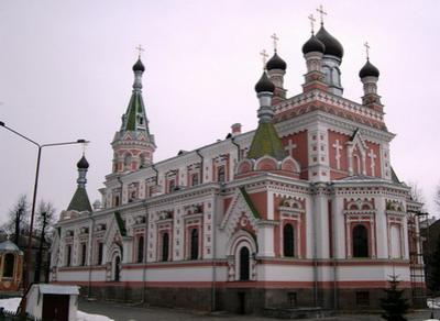 Покровский кафедральный собор, Гродно нач.20 в