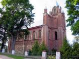 Костел св. Петра и Павла, Жупраны 19 в