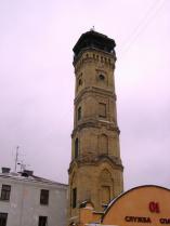 Башня пожарная, Гродно нач.20 в