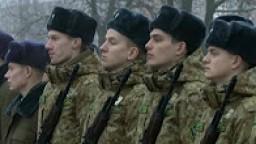 Пограничники приняли военную присягу
