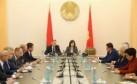 Председатель Совета Республики Национального собрания Республики Беларусь Наталья Кочанова с рабочим визитом в Гродно