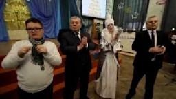 Подарки от Президента. Школа-интернат для детей с нарушениями зрения ч.1