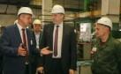 Председатель Гродненского облисполкома с рабочим визитом посетил предприятие «Белкард»