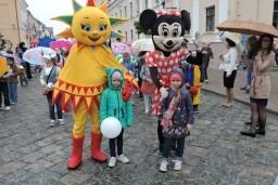 Праздник детства отметили на Гродненщине