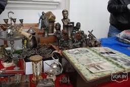 Выставка коллекционеров в Гродно