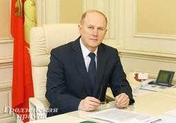 Прошла прямая линия с председателем облисполкома Владимиром Кравцовым
