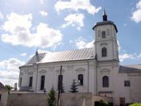 Слоним, монастырь бернардинок костел