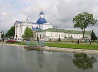 Жировичи, монастырь правосл. Успенский