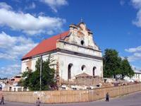Слоним, синагога